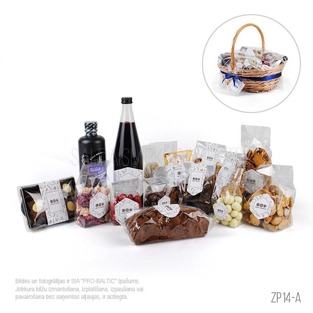 Ziemassvētku dāvanas ZP14-A