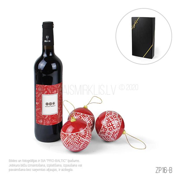 Ziemassvētku dāvanas ZP16-B