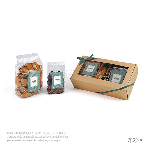Ziemassvētku dāvanas ZP22-A