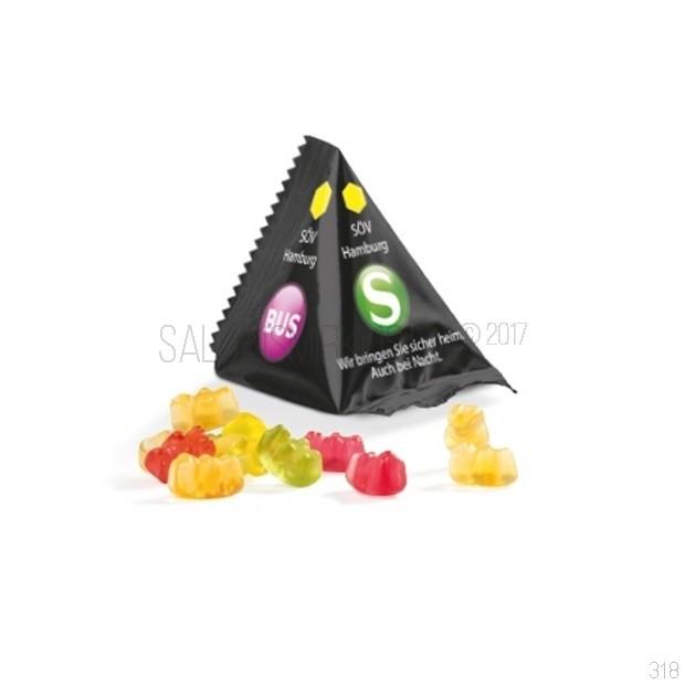 Gumijas lācīšu konfektes 10g