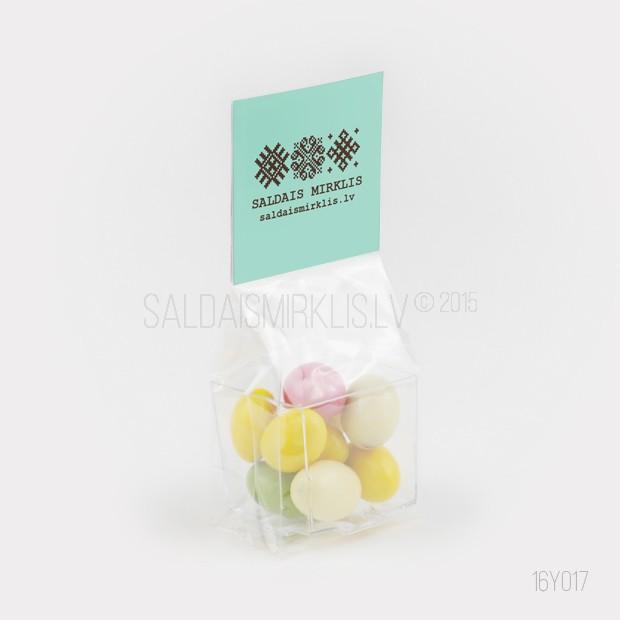 Krāsainas šokolādes oliņas 50 g 16Y017