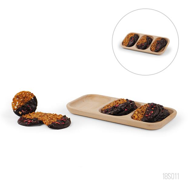 Cepumi ar šokolādes glazūru 18S011