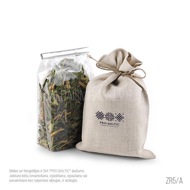Tēja lina maisiņā ZR5-A