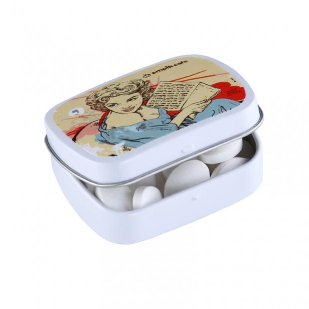 Dražeja mini kastē 10 gr.