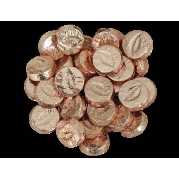 Šokolādes monētas 100g