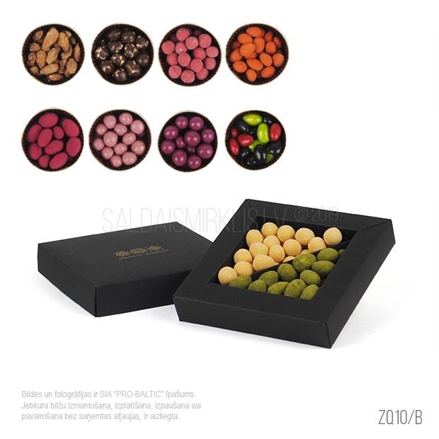 Dražejas kastītē ZQ10-B