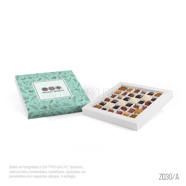 36 ekskluzīvas šokolādes konfektes ZQ30-A