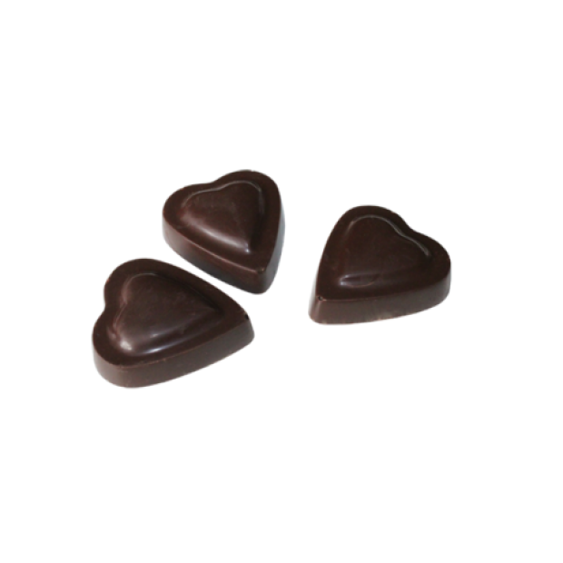 Chocolates with honey and ginger filling 100g