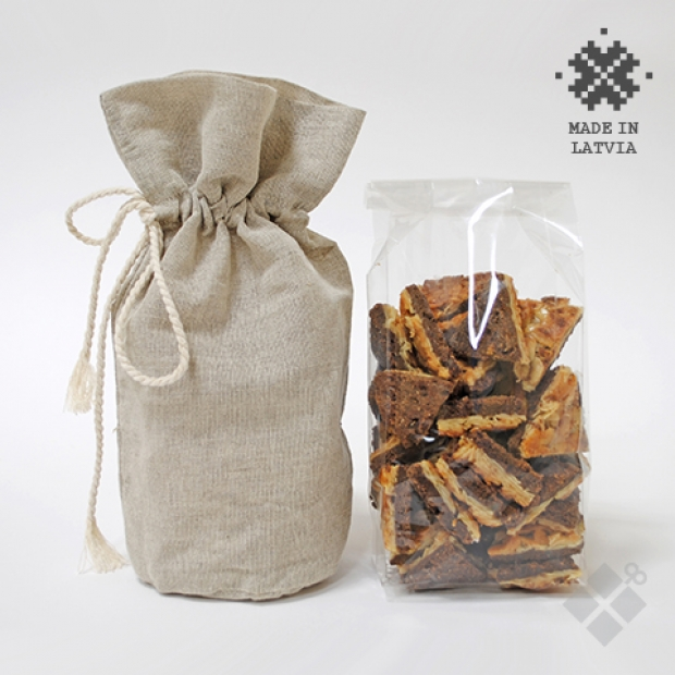 Cepumi lina maisiņā 350 g.