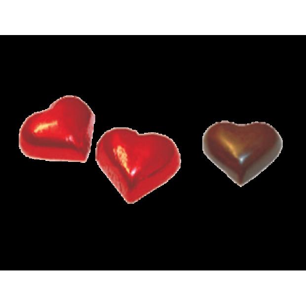 Šokolādes sirdis 4 g